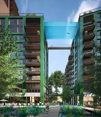 Glass-cased floating 'sky pool' to be unveiled in London