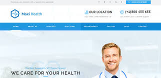 30 Professional Medical Website Templates Wordpress Themes