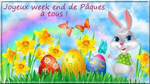 """Résultat de recherche d'images pour """"bon week-end de Pâques"""""""