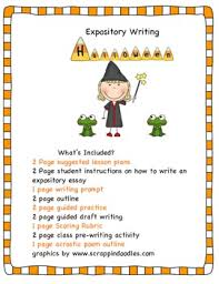 expository writing halloween theme by common core contessa tpt expository writing halloween theme