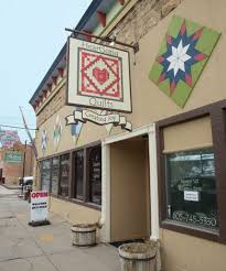 139 best Crafty: Quilt Shops images on Pinterest   Quilt shops ... & A beige sandstone exterior conceals a bright interior filled with color,  pattern, and fabrics. Quilt ShopsColor PatternsQuilt ... Adamdwight.com