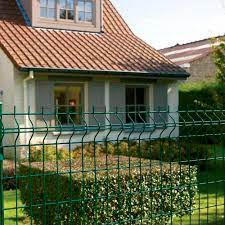 welded mesh fence bekafor classic