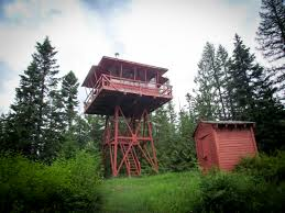 Fire Towers For Sale This Idaho Fire Lookout Could Be Yours Adventure Journal