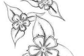 Easy To Draw Roses How To Draw A Realistic Flower Step By Step For Beginners Flowers