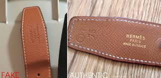 How To Authenticate Hermes Constance H Belts Lollipuff