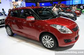 2018 suzuki ertiga philippines. fine suzuki suzuki swift limited glx side at 2014 bangkok motor show on 2018 suzuki ertiga philippines p