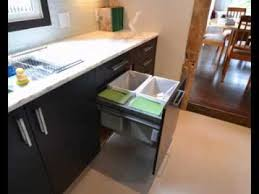 Kitchen Trash Can Ideas Interesting Decorating Design