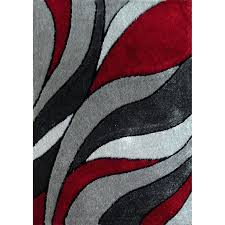 gray and red rug or rug rug factory plus lo la gray red area