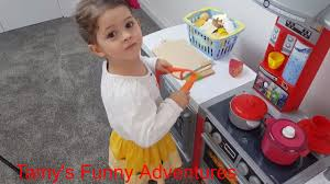 Molto Master Electronic Kitchen With Lights Little Girl Funny Pretend Cooking And Vegetable Cutting Master Kitchen Electronic