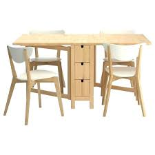 folding table and chairs ikea dining furniture cool small home remodel white