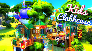 kids clubhouse. Kids Clubhouse O