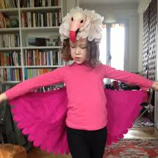 For Mums Babyccino Kids Daily tips Childrens products Craft. Pink Flamingo Halloween Costume