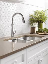 Kohler Bellera Kitchen Faucet Kohler Modern Kitchen Sinks