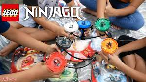Trò Chơi LEGO NINJAGO Cao Thủ Lốc Xoáy Cùng Đại Nghĩa Và Hồng Anh -  Spinjitzu Masters' Awesome Trick - YouTube