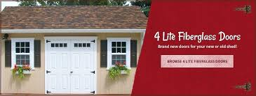 exterior double doors for shed double wood shed doors