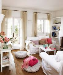 For Home Decoration Living Room Utilize What Youve Got With These 20 Small Living Room Decorating