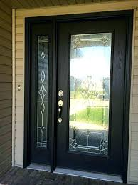 replacement glass for doors panels replace glass panels in front door doors etched glass etched glass