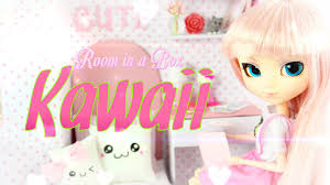 Stuff For Bedroom Diy How To Make Doll Room In A Box Kawaii Handmade Crafts