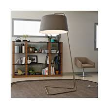 calligaris lighting. sextans model floor lamp metal frame and large fabric shade the suspension is equipped with a minimalist design calligaris lighting i