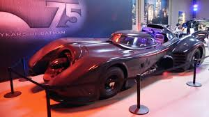 Batmobiles Picture Car Vault Celebrating 75 Years Of Batman