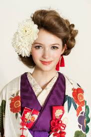 着物和装ウェディング真似したい髪型60選結婚式 Naver まとめ