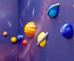 on solar system 3d wall art with solar system 3d wall art