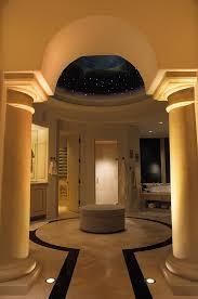 in floor lighting. Indoor In Floor Lights For Columns Master Bath Lighting
