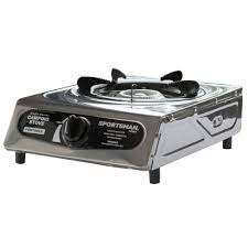 Single Burner Camping Stove Stoves - Cookware The Home Depot