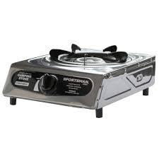 single burner camping stove