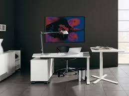 white desk home office. White Desk Home Office E