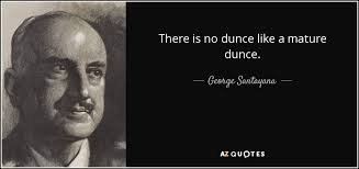 Image result for dunce