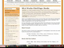in text cite mla mla works cited and in text citations lessons tes teach