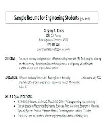 Resume Career Objective Samples Writing Career Objectives For Resume An Objective For A Resume