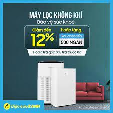 Điện máy XANH (dienmayxanh.com) - Sắm máy lọc không khí, bảo vệ sức khoẻ  gia đình 💥💥 GIẢM NGAY ĐẾN 12% 🎁 Hoặc tặng voucher đến 500 ngàn 👌 Hoặc  trả góp