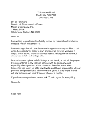Resignation Letter Format For Company - April.onthemarch.co