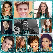Dream cast for Percy Jackson movies   Percy jackson movie, Percy jackson  movie cast, Percy jackson
