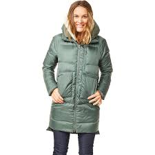 Carve Designs Womens Davos Long Down Jacket Mountain Steals