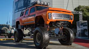 Skyjacked: The ridiculous lifted pickup trucks and SUVs of SEMA 2016 ...