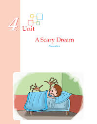 grade narrative essay a scary dream composition writing skill writing skill grade 5 scary dream 1