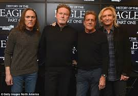 eagles band 2015. Delighful Band The Bandu0027s Here Frey With Timothy B Schmit Don Henley And Joe Walsh Inside Eagles Band 2015 U