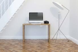 toronto home office space planning deck under stairs area homeoffice homeoffice interiordesign understair