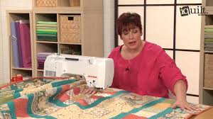 Mary Smallegan - Tips for Quilting on a Domestic Sewing Machine ... & Mary Smallegan - Tips for Quilting on a Domestic Sewing Machine Adamdwight.com