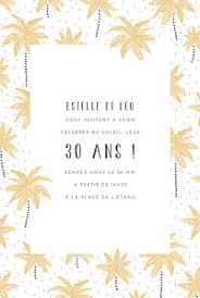 Carte Dinvitation Anniversaire Adulte Atelier Rosemood