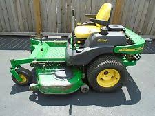used commercial zero turn mowers 2004 john deere 737 commercial zero turn 60