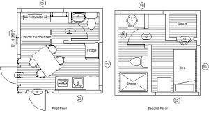 Small Picture Mr Rs Tiny House Blog Tiny House BluePrint 2 Updated