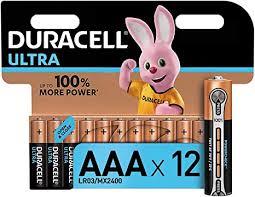 <b>Duracell Ultra AAA</b> Alkaline Batteries , 1.5 V <b>LR03</b>: Amazon.co.uk ...