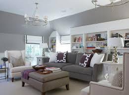dark gray sofa with purple greek key pillows transitional living rh decorpad com purple and gray sofa purple sofa and loveseat