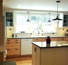 over the sink lighting. Above Sink Lighting Kitchen Pendant S Single Over Island Pictures . The