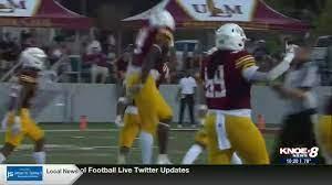 ULM defeats Jackson State, breaks ...