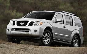 2012 Nissan Pathfinder - Information and photos - ZombieDrive